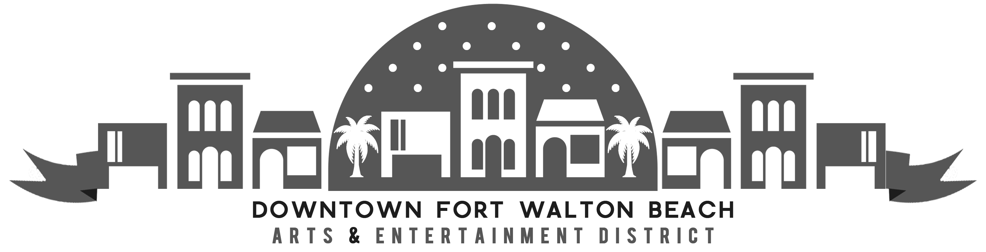 Downtown FWB Logo